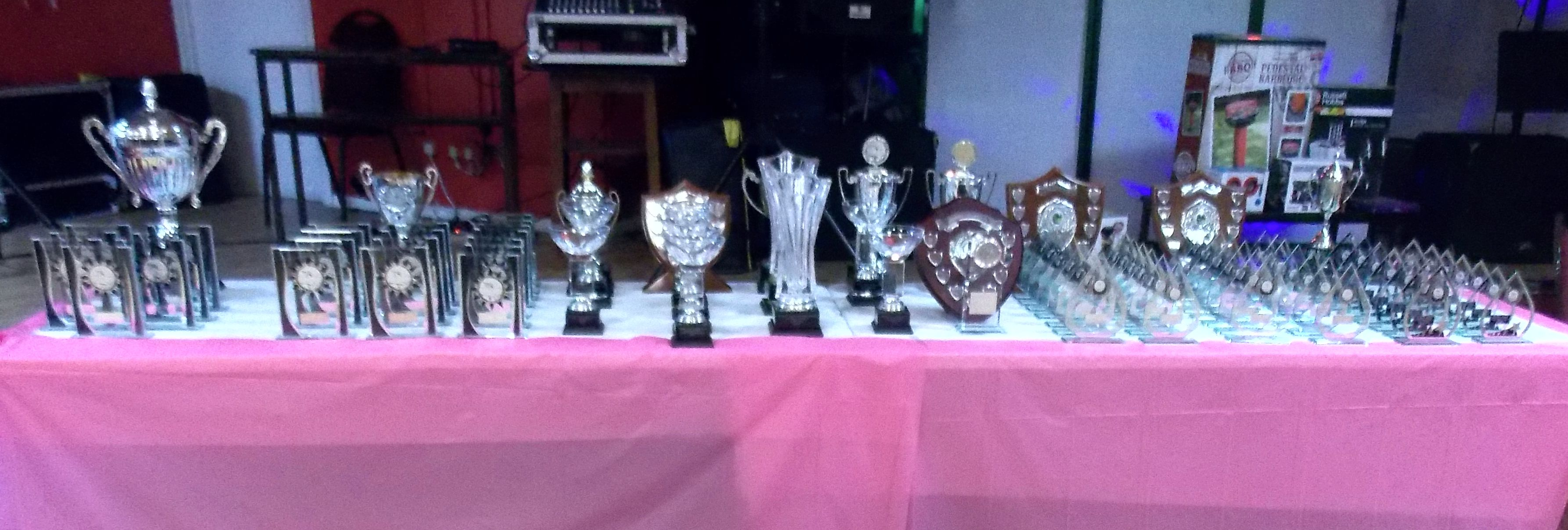 League Trophies