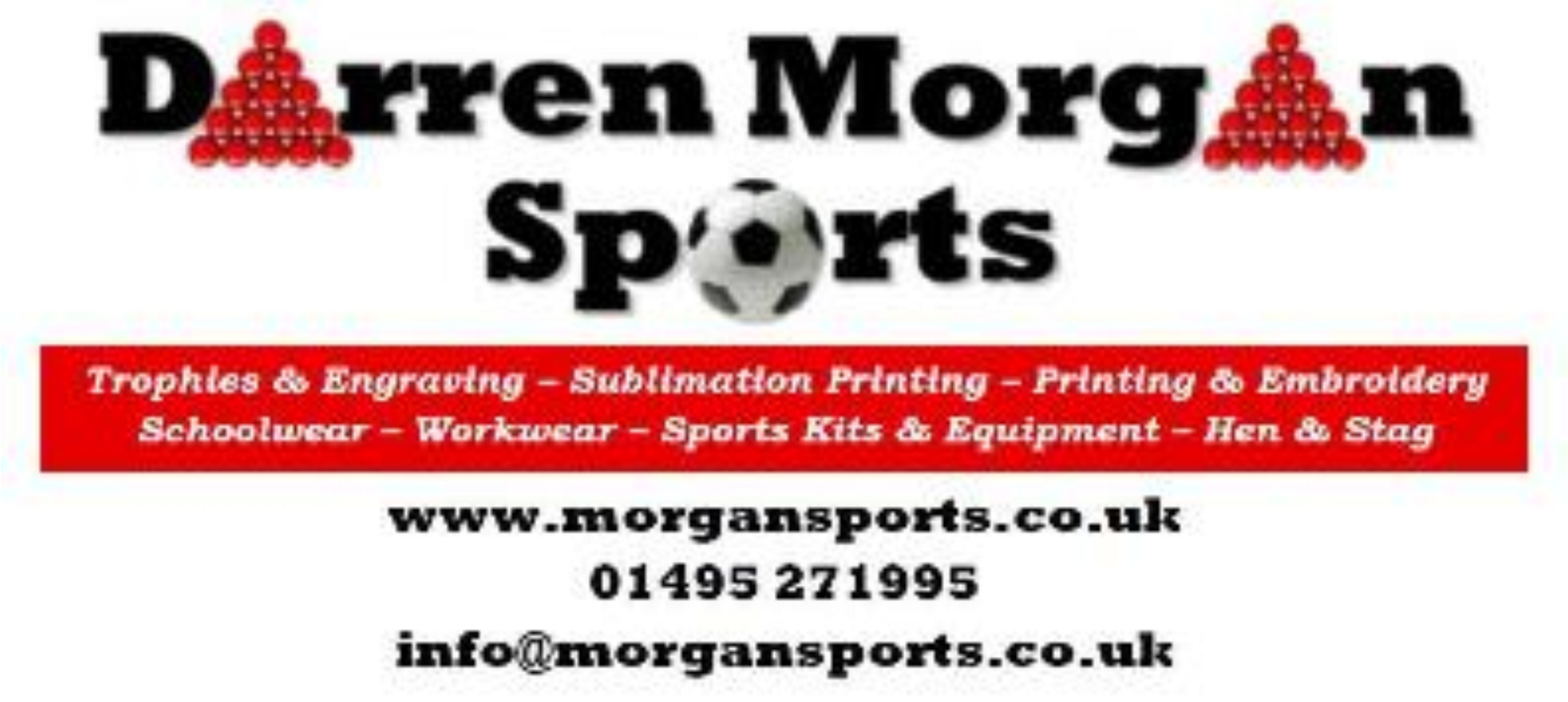 morgan trophies logo