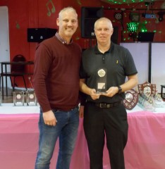 Div 2 Highest Break (T.Moss (69)